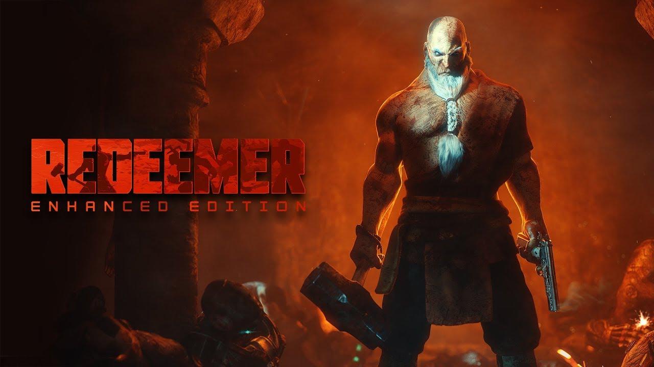 [Switch] Buka Entertaiment adia lançamento de Redeemer: Enhanced Edition para o mês de julho