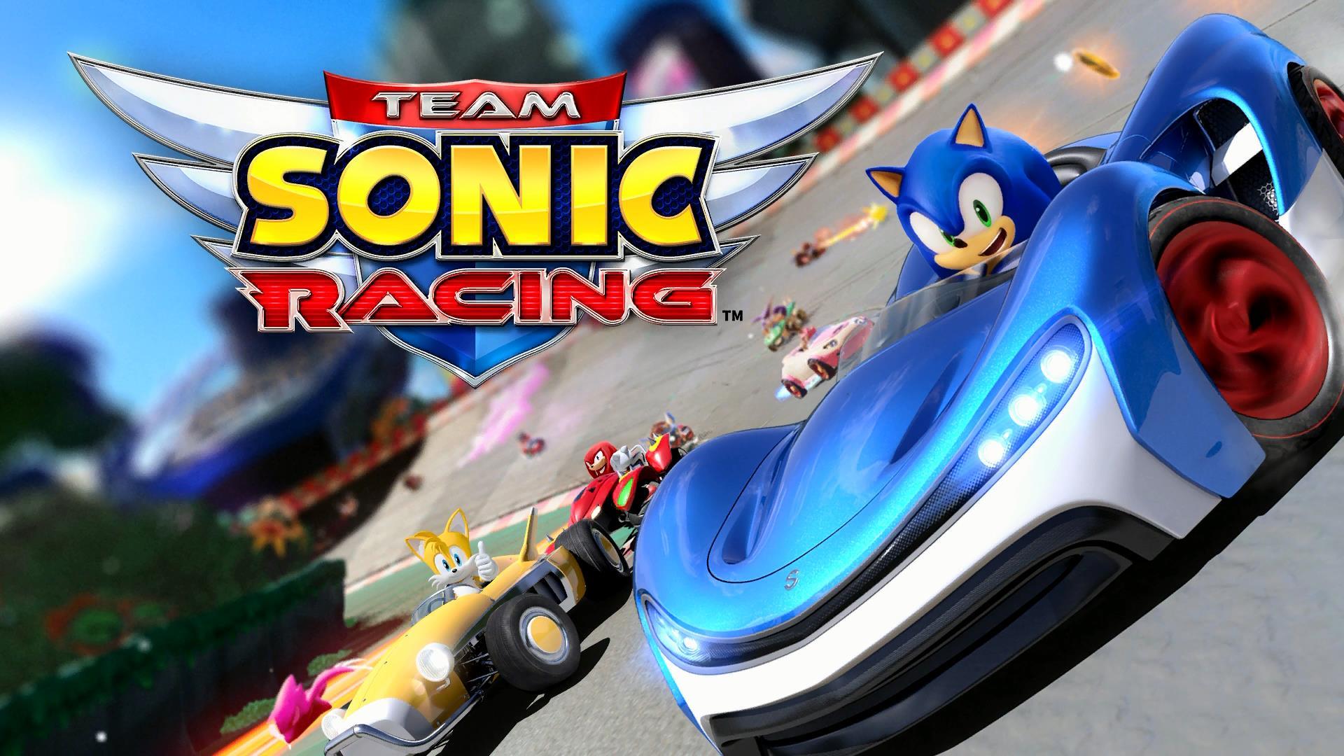Digital Foundry: Análise técnica de Team Sonic Racing para o Nintendo Switch