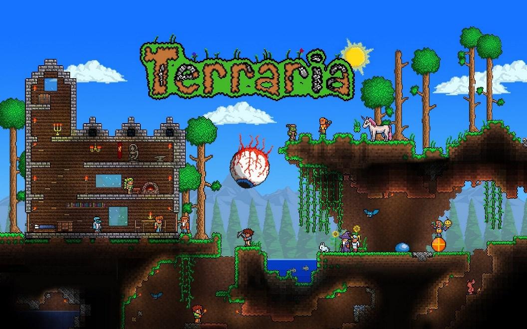 Terraria chega ao Nintendo Switch nesta quinta-feira