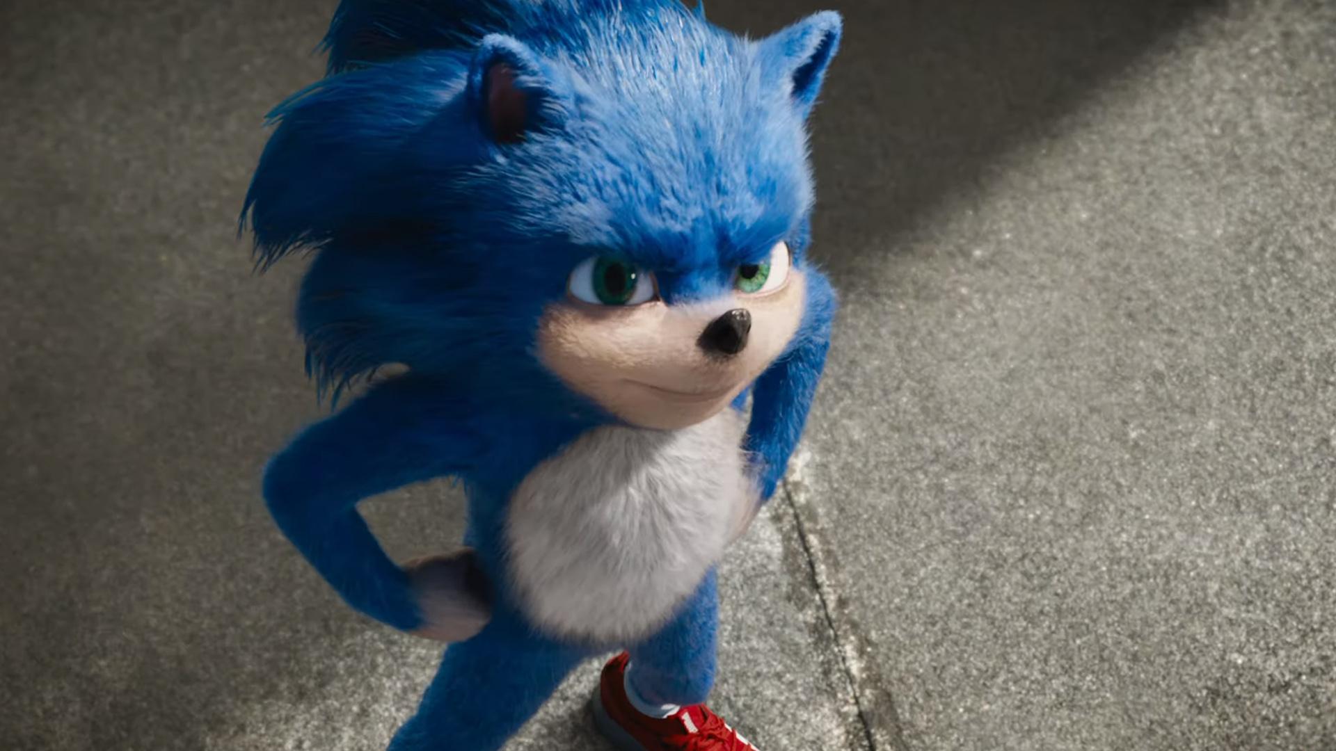 """Produtor do filme Sonic The Hedgehog diz que """"os fãs ficarão satisfeitos"""" com o novo design do personagem"""