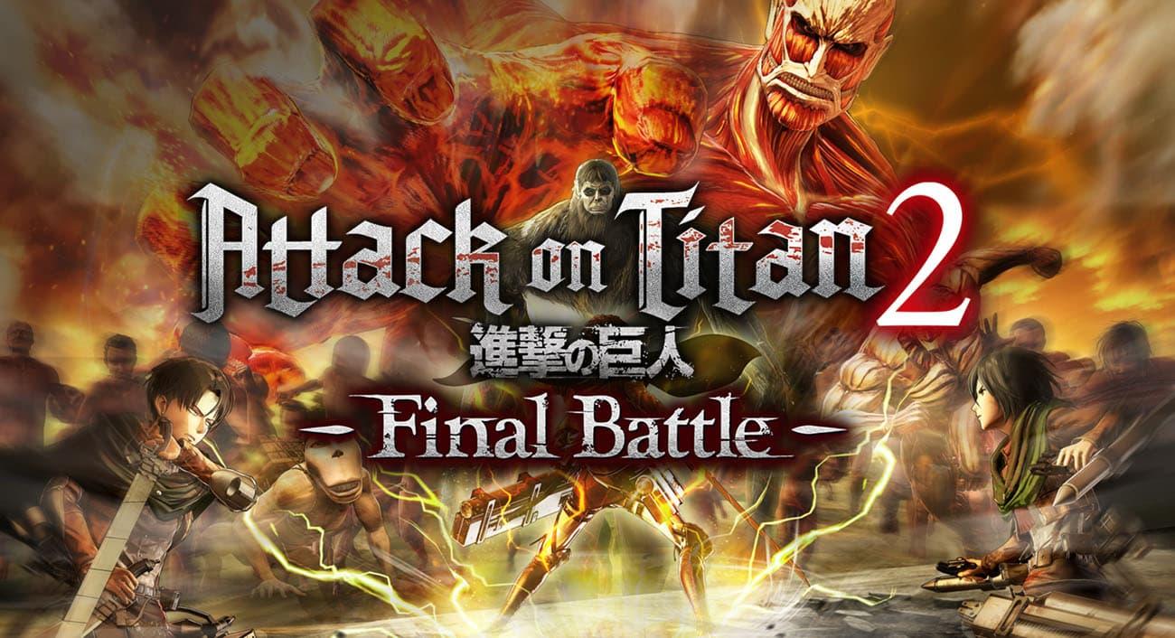 Japão: Porcentagem de vendas de lançamento para Attack on Titan 2: Final Battle e PixArk