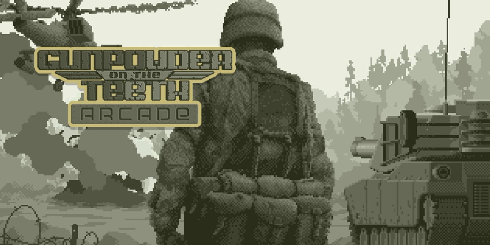 [Switch] Jogo de plataforma Gunpowder on the Teeth: Arcade chega na próxima semana na América do Norte e Europa