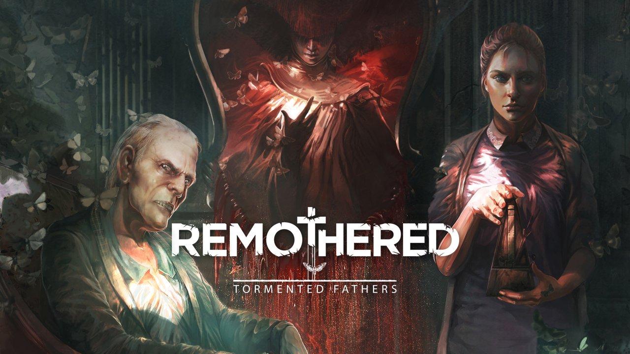 [Switch] Remothered: Tormented Fathers terá edição física pela SOEDESCO; Data de lançamento e arte de capa