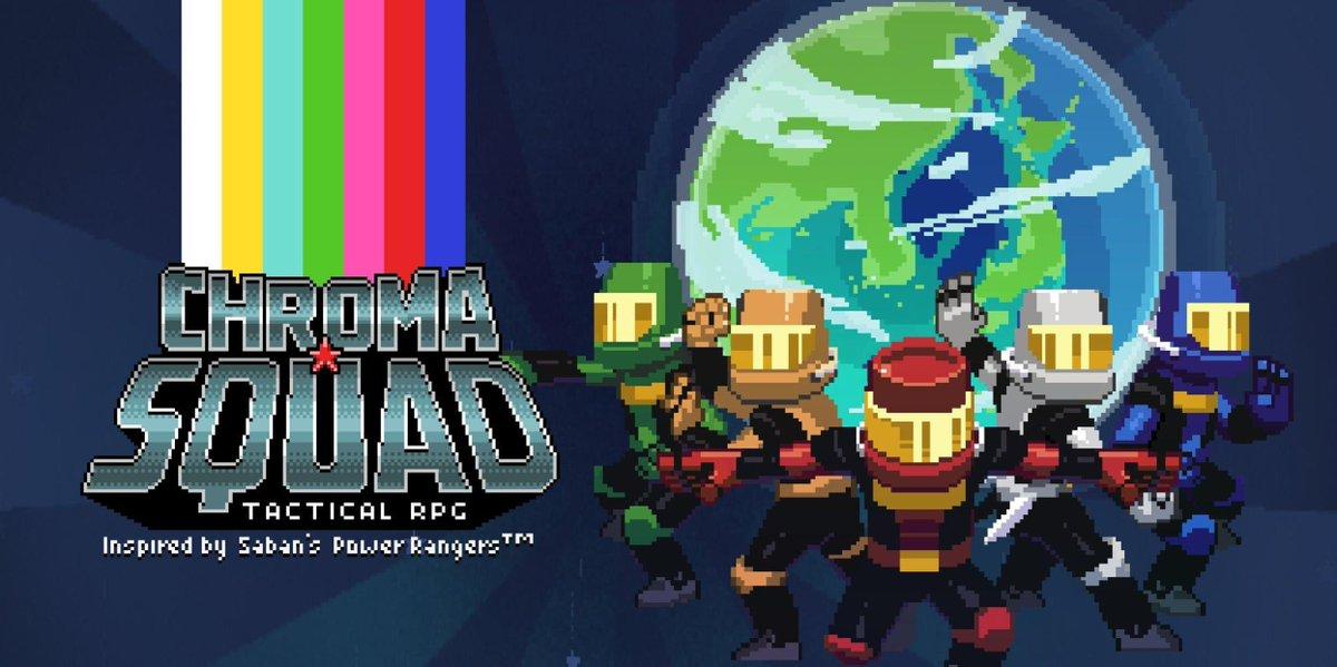 Plug In Digital anuncia o RPG tático Chroma Squad para o Nintendo Switch