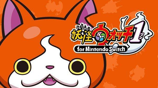 [Switch] Confira o primeiro trailer de Yo-kai Watch 1 for Nintendo Switch