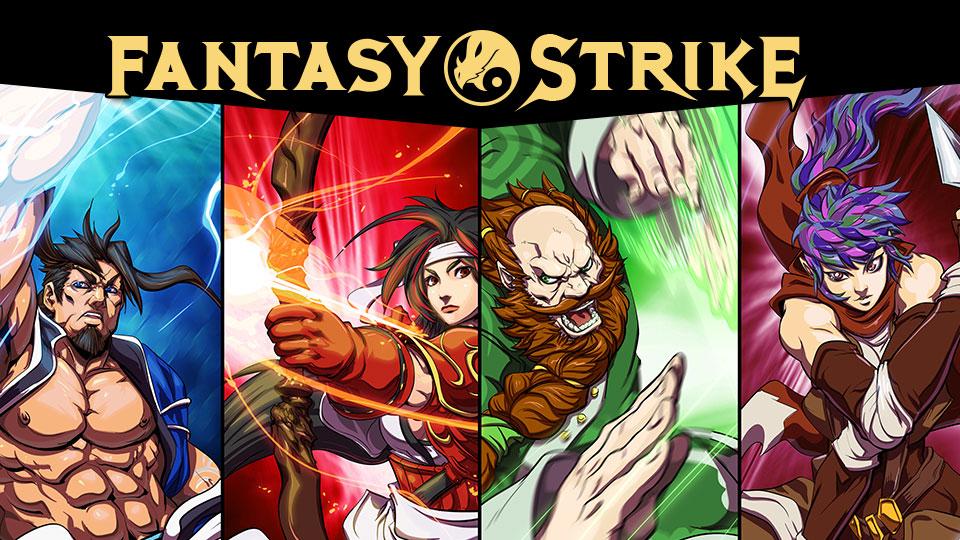 [Switch] Jogo de luta Fantasy Strike chega este mês na eShop; Screenshots e Trailer