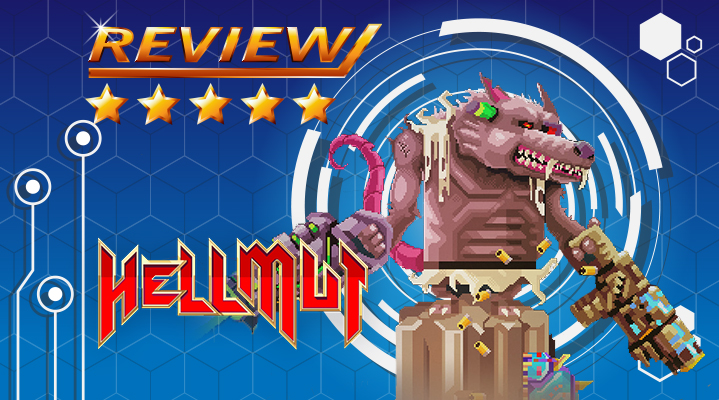 [Review] Hellmut: The Badass from Hell