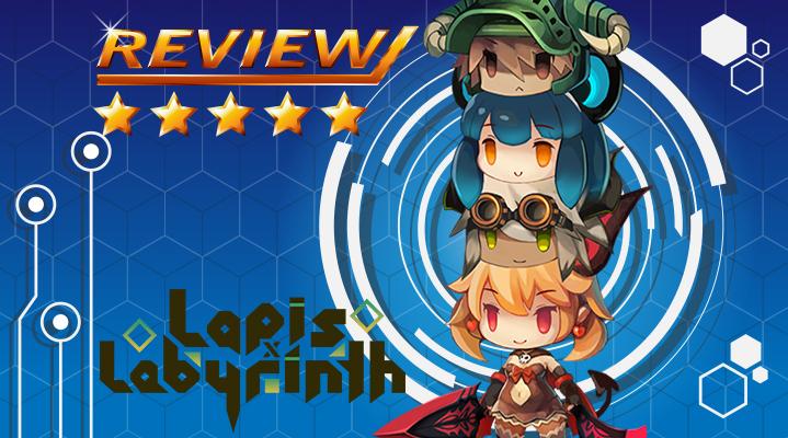 [Review] Lapis x Labyrinth