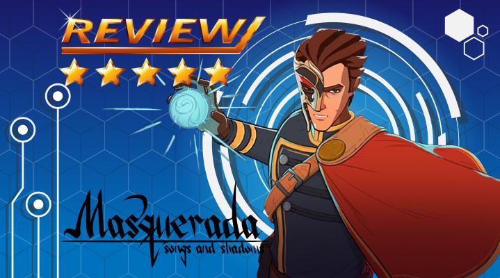 [Review] Masquerada: Songs and Shadows