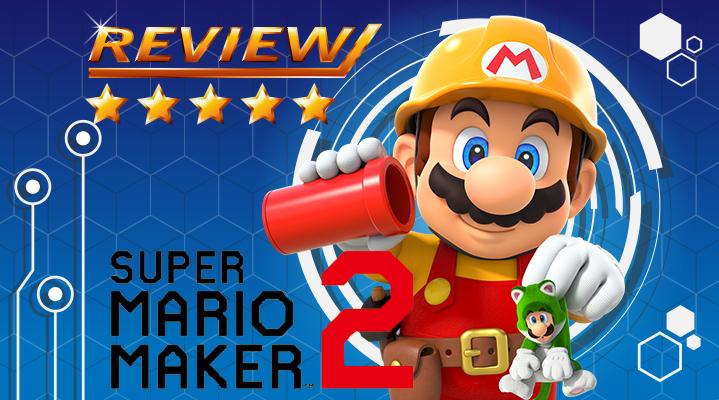 [Review] Super Mario Maker 2