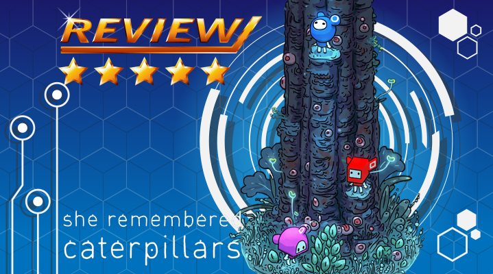 [Review] She Remembered Caterpillars