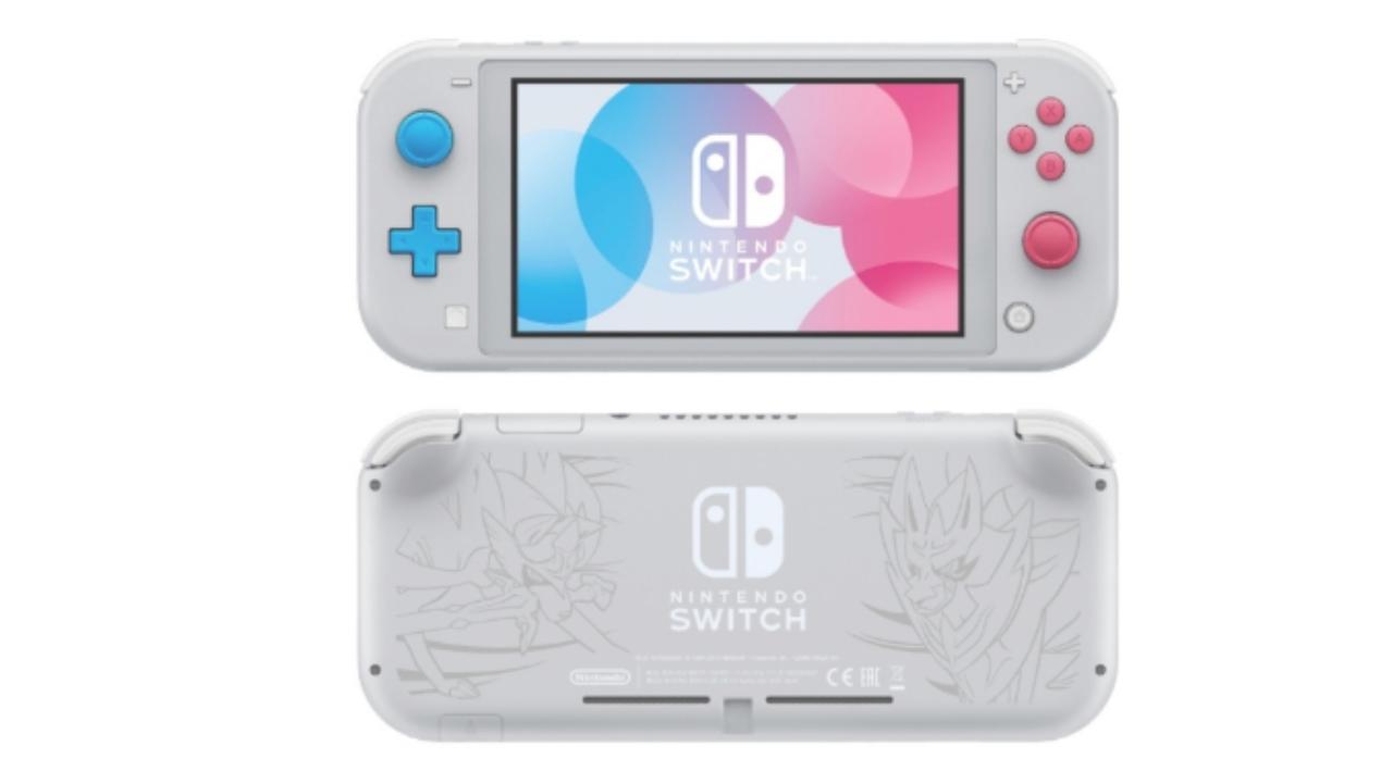 Nintendo anuncia edição especial de Pokémon do Nintendo Switch Lite para a América do Norte