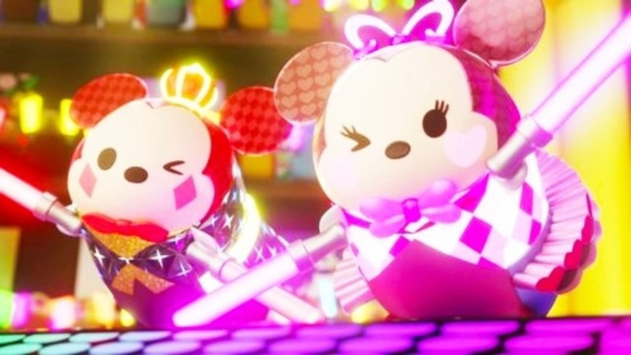[Switch] Disney Tsum Tsum Festival chega em outubro no Japão, multiplayer online mundial é confirmado