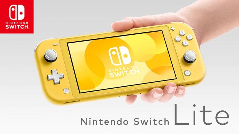 Pré-venda japonesa do Nintendo Switch Lite tem data de início revelada