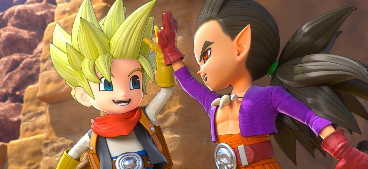 Reino Unido: Mais de 60% das vendas de estreia de Dragon Quest Builders 2 foram no Nintendo Switch