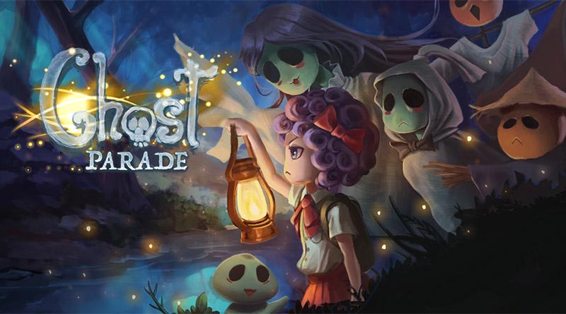 Ghost Parade chega em novembro no Nintendo Switch