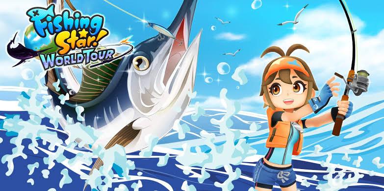 [Switch] Fishing Star: World Tour ganhando edição física pela Aksys Games este ano