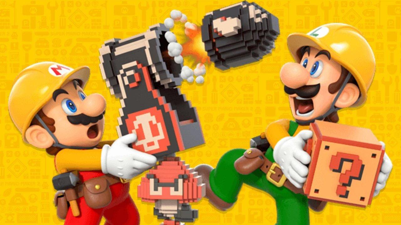 Super Mario Maker 2 teve a melhor estreia da série no Japão
