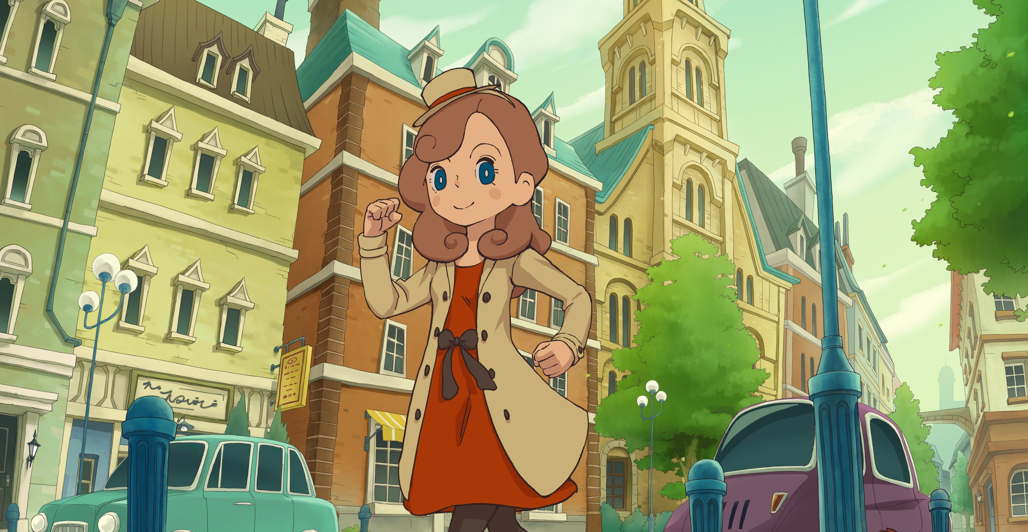 [Switch] Layton's Mystery Journey: Katrielle and The Millionaires' Conspiracy – Deluxe Edition está oficialmente vindo para o ocidente