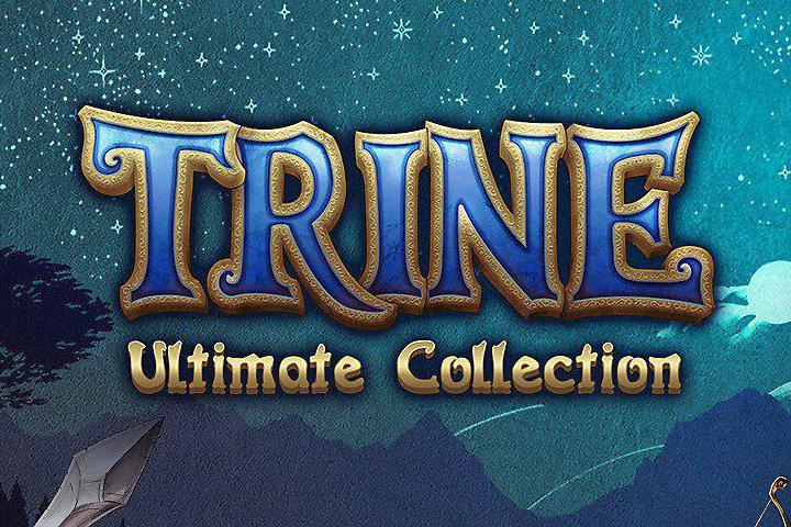Modus Games anuncia Trine Ultimate Collection para o Nintendo Switch