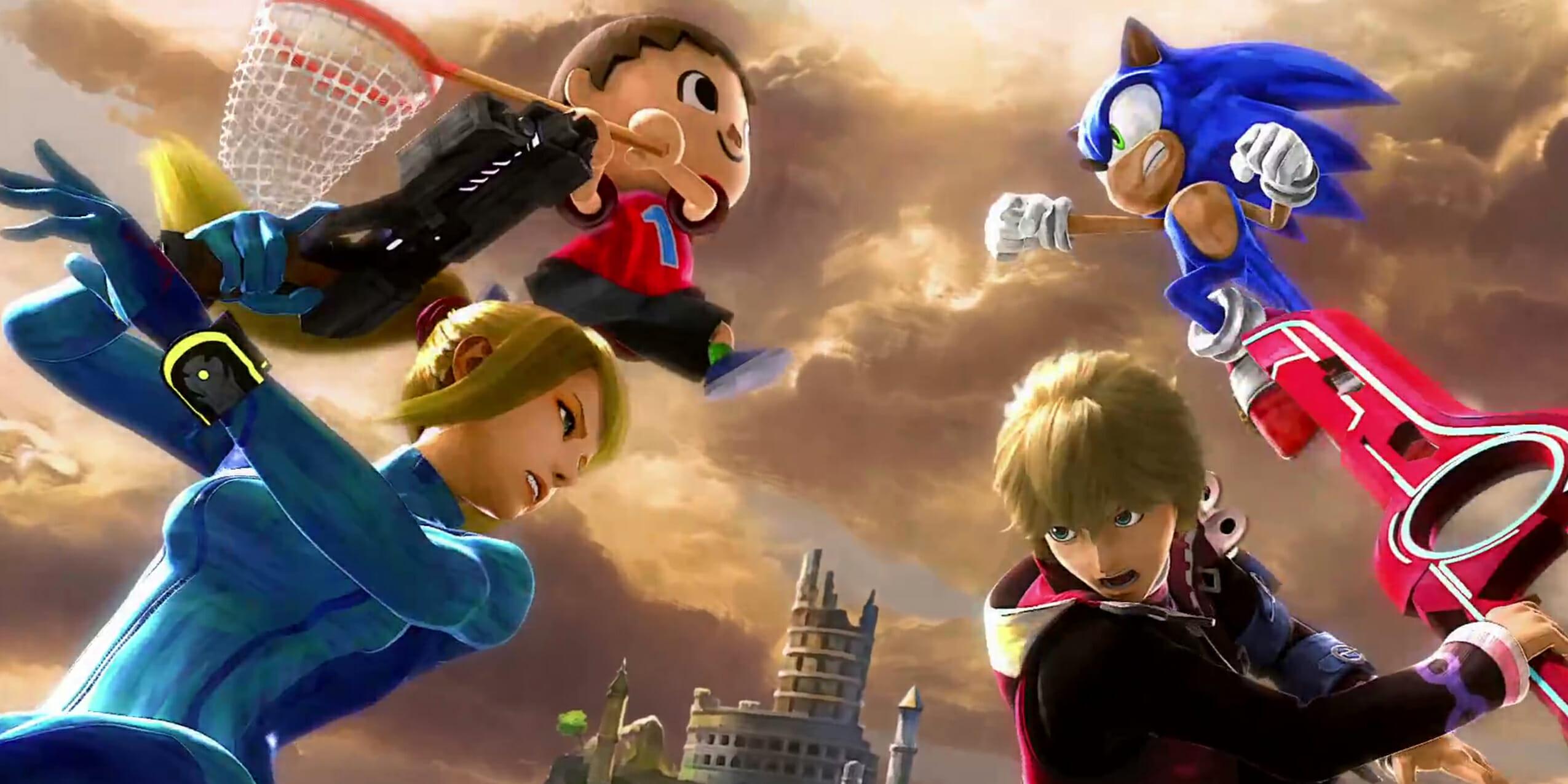 Super Smash Bros. Ultimate é o maior torneio da EVO 2019 e também de toda a série
