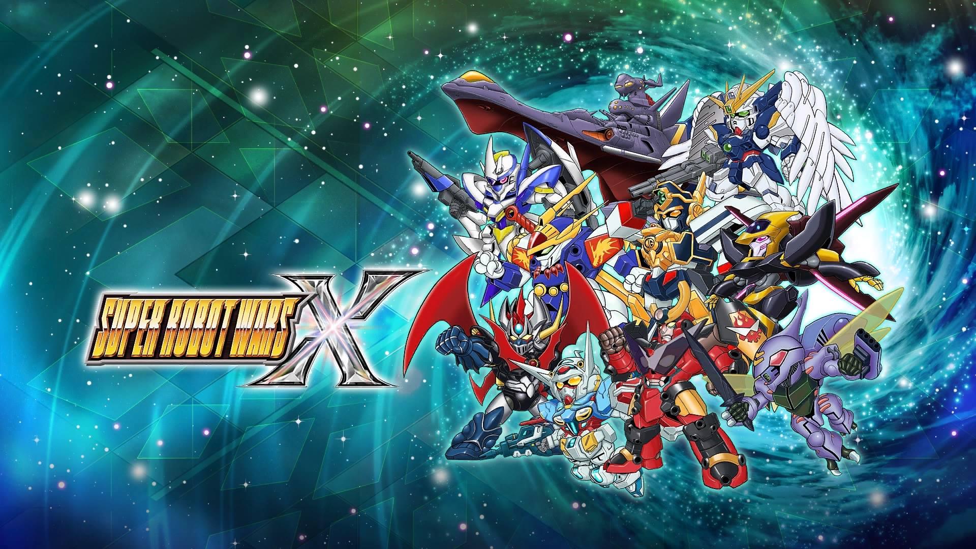 Bandai Namco anuncia os jogos Super Robot Wars X e Super Robot Wars V para o Nintendo Switch