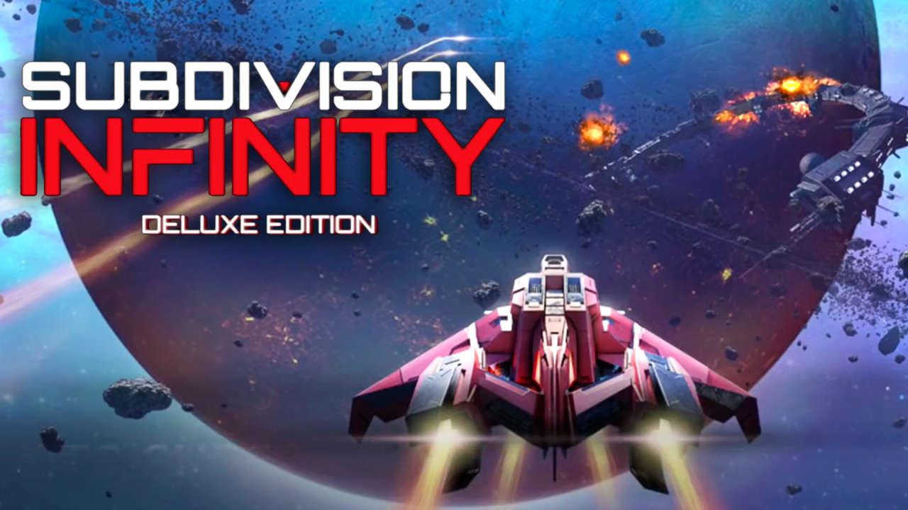 Subdivision Infinity DX no próximo mês no Nintendo Switch