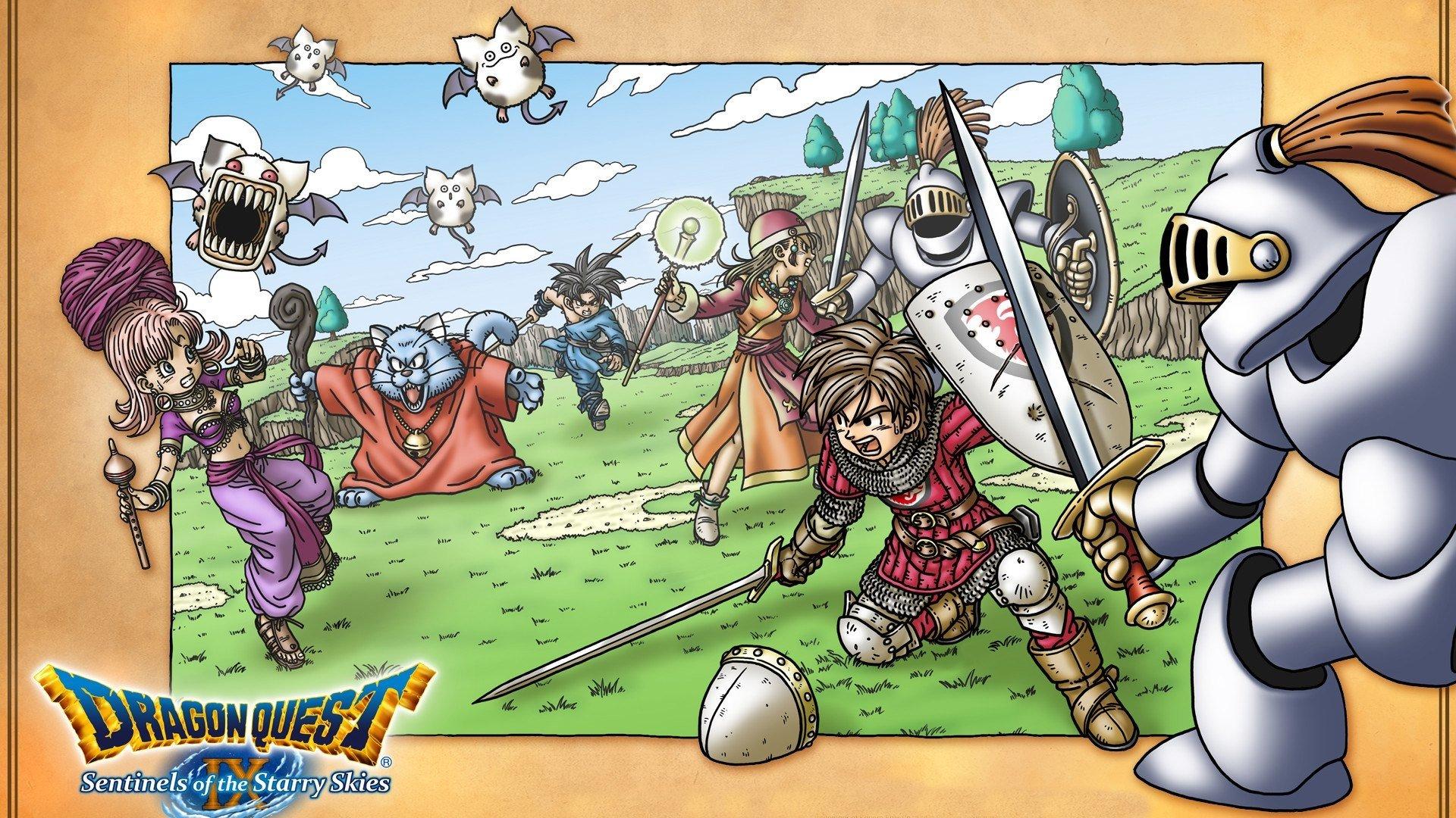 Yuji Horii fala sobre a possibilidade de um remake de Dragon Quest IX para o Nintendo Switch