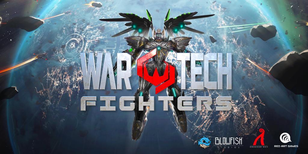 [Switch] War Tech Fighters está ganhando uma edição física pela Red Art Games