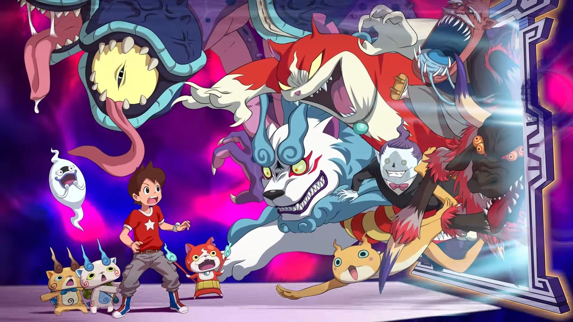 Yo-Kai Watch 4 receberá atualização gratuita em julho e agosto; DLC com modo multiplayer e mais novidades este ano
