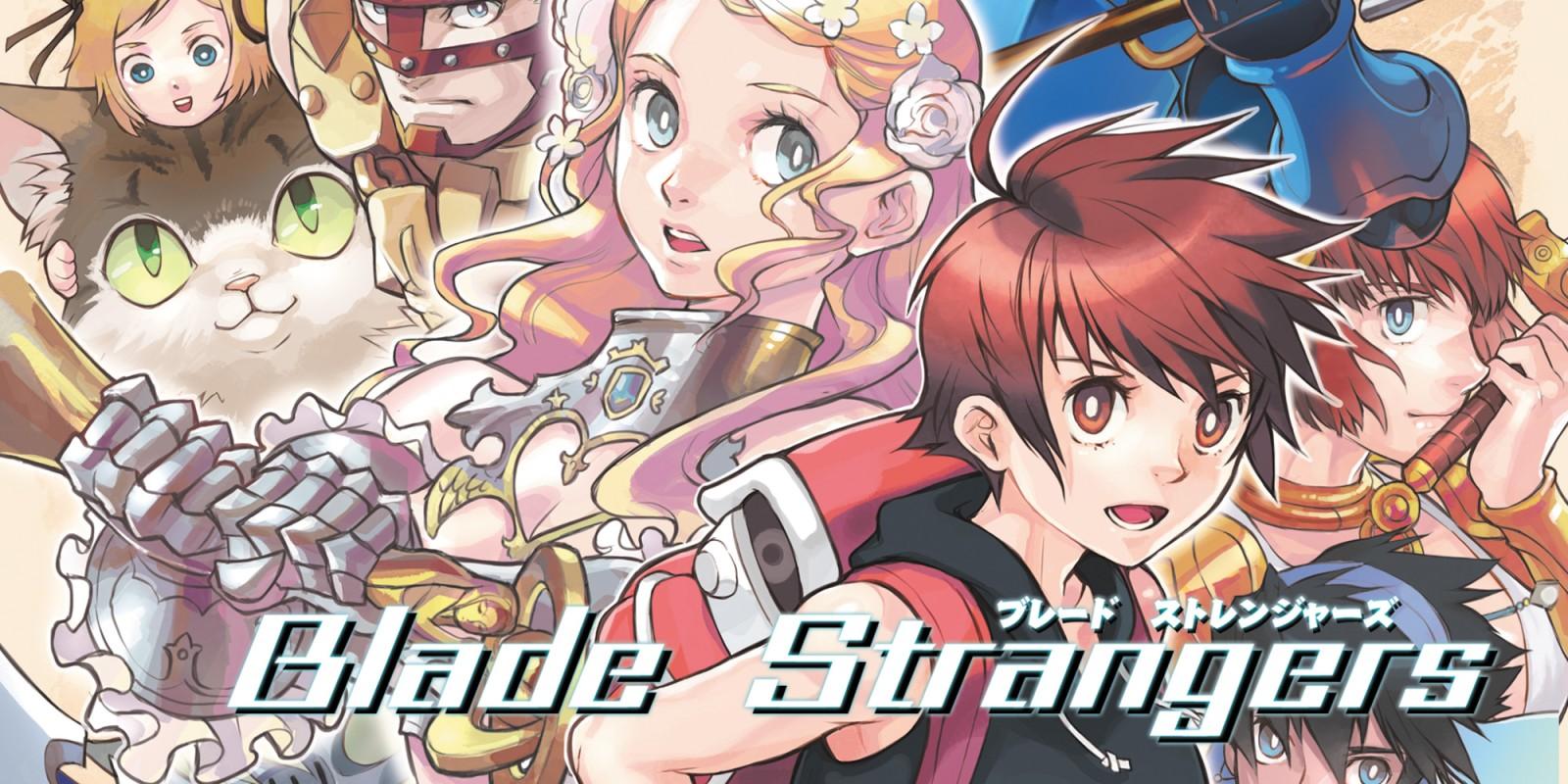 Blade Strangers receberá nova atualização que adicionará Aban de 1001 Spikes, Piaa de Doki Doki Poyatchio e outra versão de Umihara Kawase
