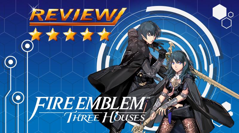 [Review] Fire Emblem: Three Houses