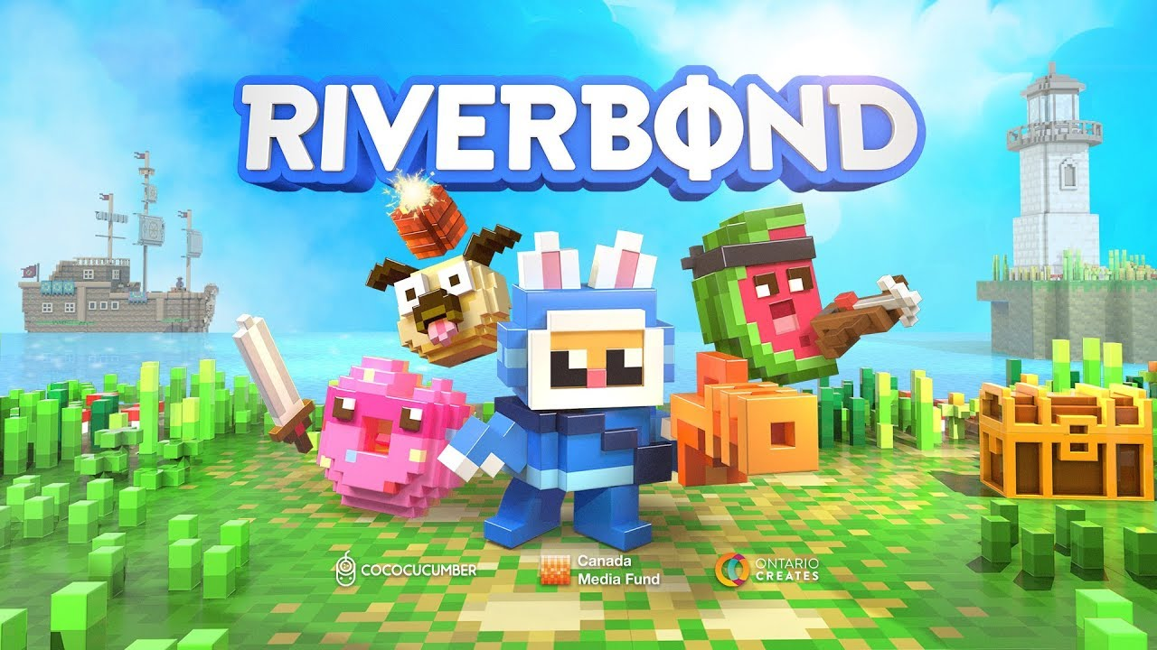 Jogo de Shoot-and-slash e Dungeon Crawler Riverbond chega no final do ano no Nintendo Switch