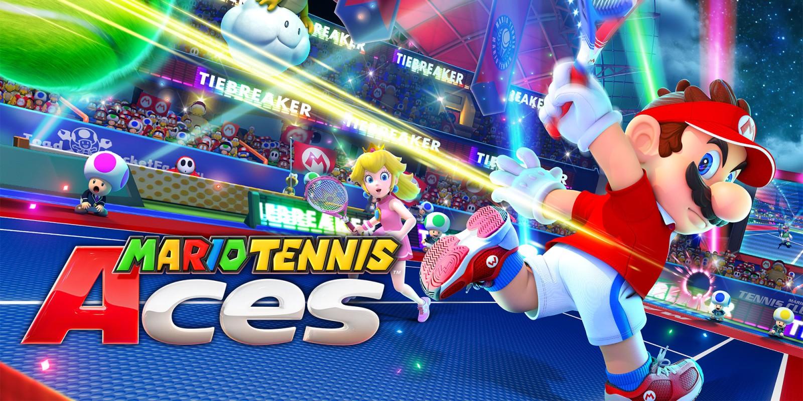 Europa: Mario Tennis Aces ganha versão gratuita limitada para os assinantes do Nintendo Switch Online, jogo está com 30% de desconto na eShop por tempo limitado
