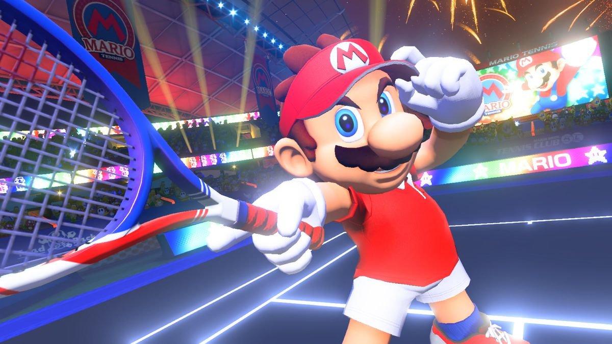 Nintendo of America confirma Mario Tennis Aces gratuito para os assinantes do Nintendo Switch Online como parte do programa Game Trials