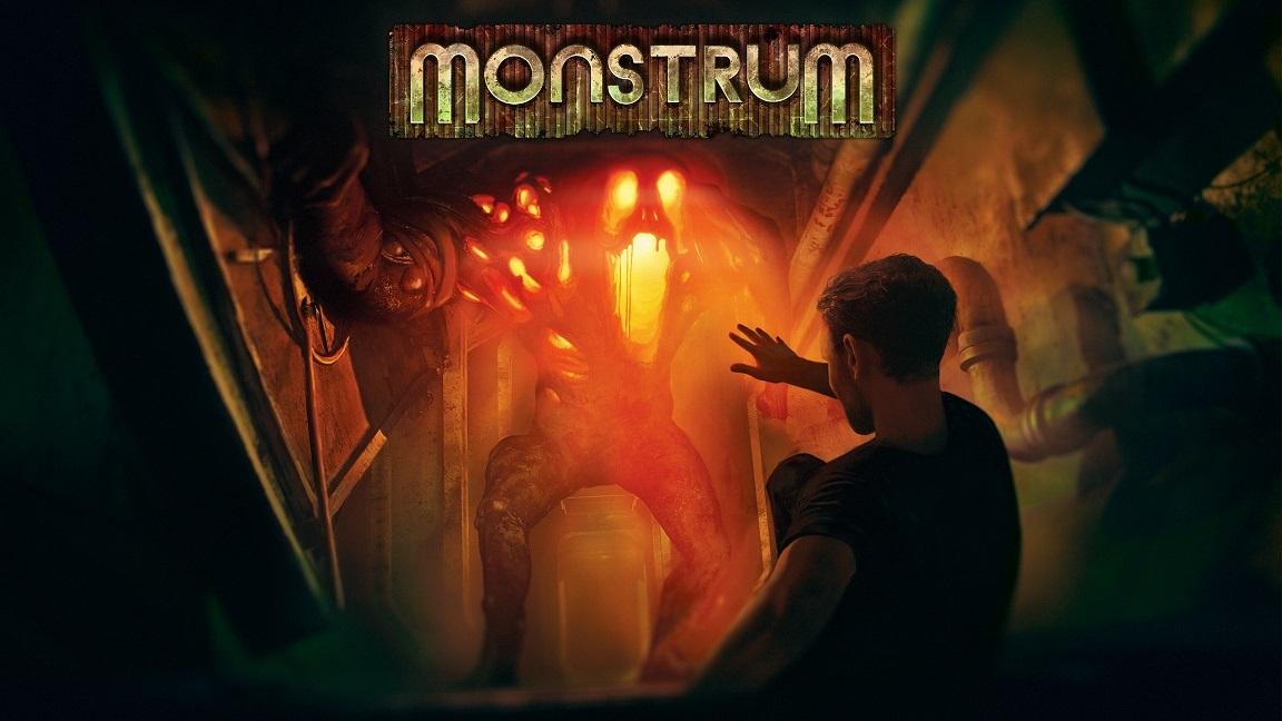 SOEDESCO anuncia o jogo de terror Monstrum para o Nintendo Switch