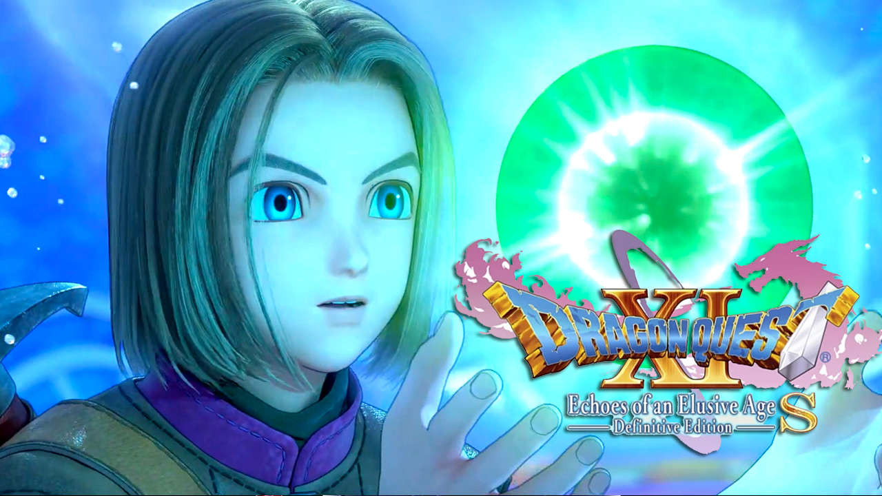 Square Enix considera Dragon Quest XI S: Echoes of an Elusive Age – Definitive Edition um remake, não um port
