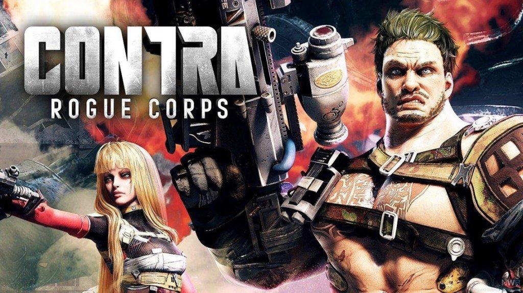 [Switch] Contra: Rogue Corps recebe demo na eShop do Japão e Austrália
