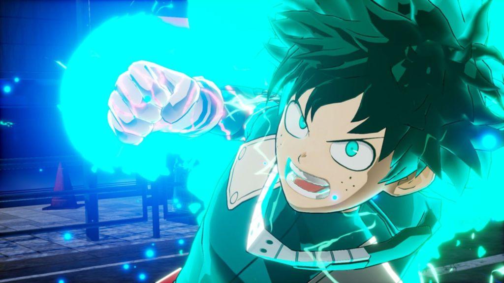 Bandai Namco anuncia My Hero One's Justice 2 para o Nintendo Switch