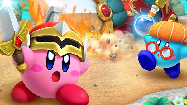 Nintendo anuncia o jogo de ação free-to-play Super Kirby Clash para o Nintendo Switch, baixe agora na eShop