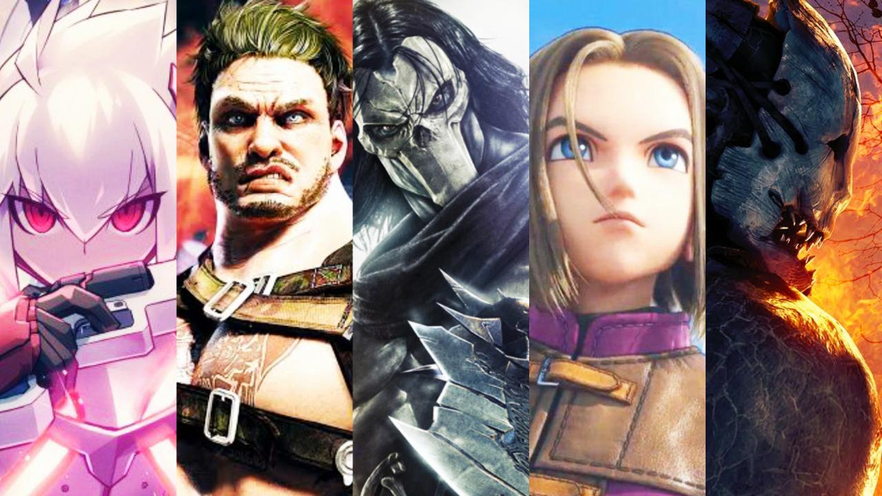 [Switch] Jogos em formato físico da semana – Contra: Rogue Corps, Dragon Quest XI S: Echoes of an Elusive Age – Definitive Edition e mais