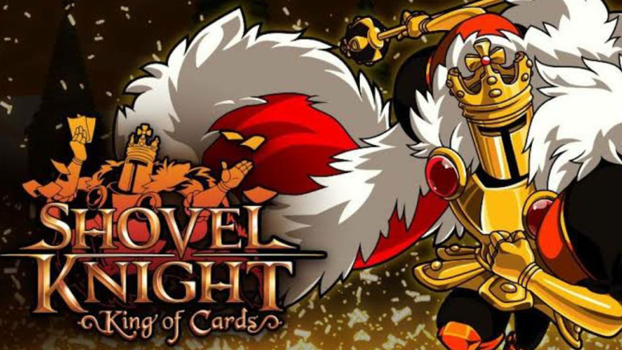 Desenvolvimento de Shovel Knight: King of Cards e Shovel Knight Showdown foram concluídos
