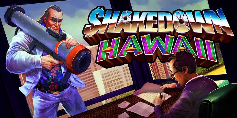 Shakedown: Hawaii para o Nintendo 3DS chega na próxima semana; Edição física para a versão de Switch está a caminho