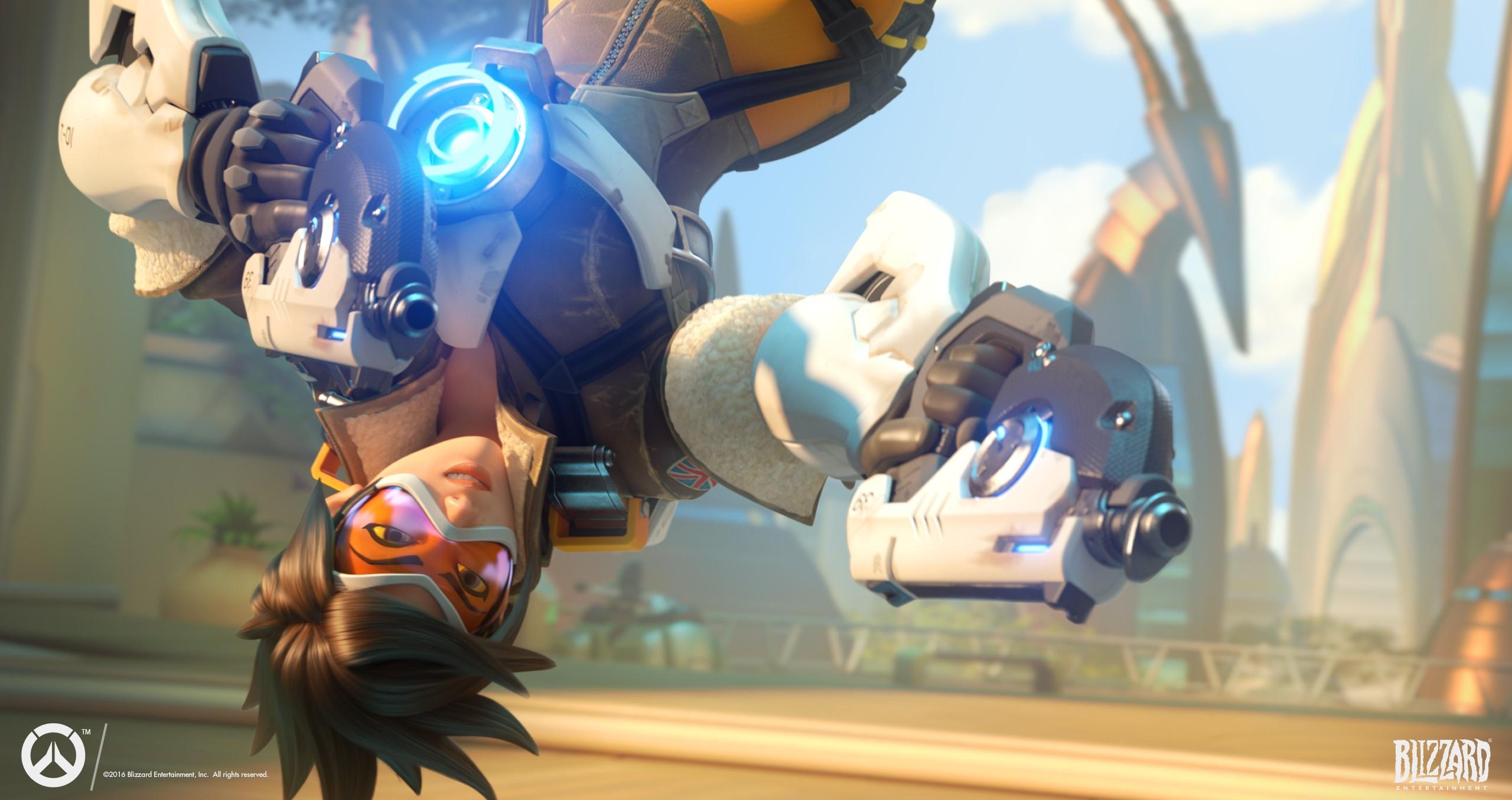 Equipe de Overwatch diz que a Nintendo os incentivou no uso dos controles de movimento, discutem a falta do cross-play e cross-progression