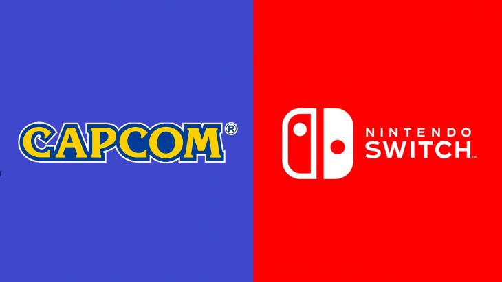 Capcom vende mais jogos físicos neste ano fiscal no Nintendo Switch que no Xbox One