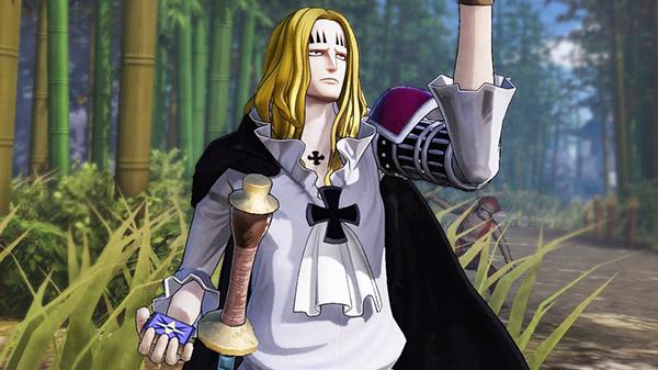 [Switch] One Piece Pirate Warriors 4 – Vídeo com gameplay de Basil Hawkins