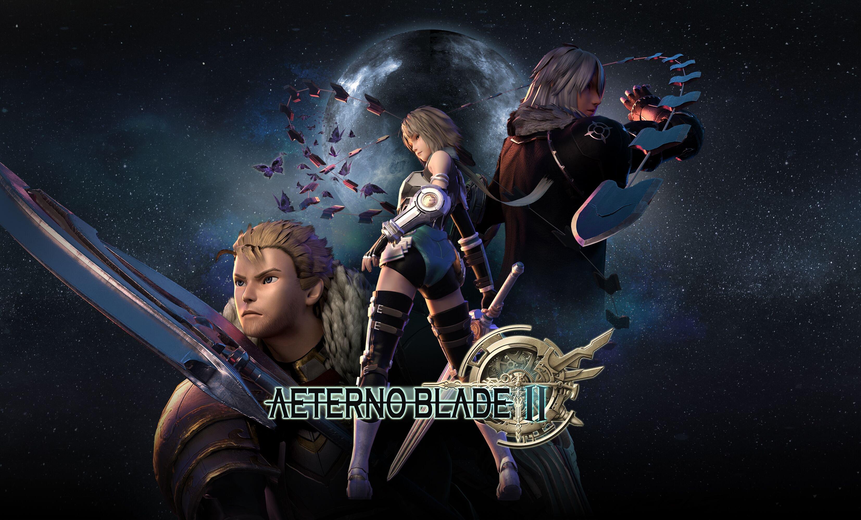 Versão física de AeternoBlade II para o Nintendo Switch é adiada para o próximo mês, versão digital chega normalmente está semana