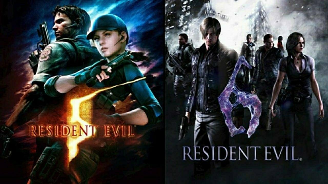 [Switch] Resident Evil 5 e Resident Evil 6 recebem demo na eShop; Desconto especial e tamanho do arquivo