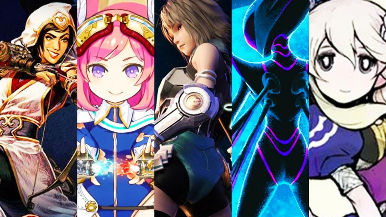 [Switch] Jogos em formato físico da semana – The Alliance Alive HD Remastered, Killer Queen Black, Trine 4: The Nightmare Prince e mais