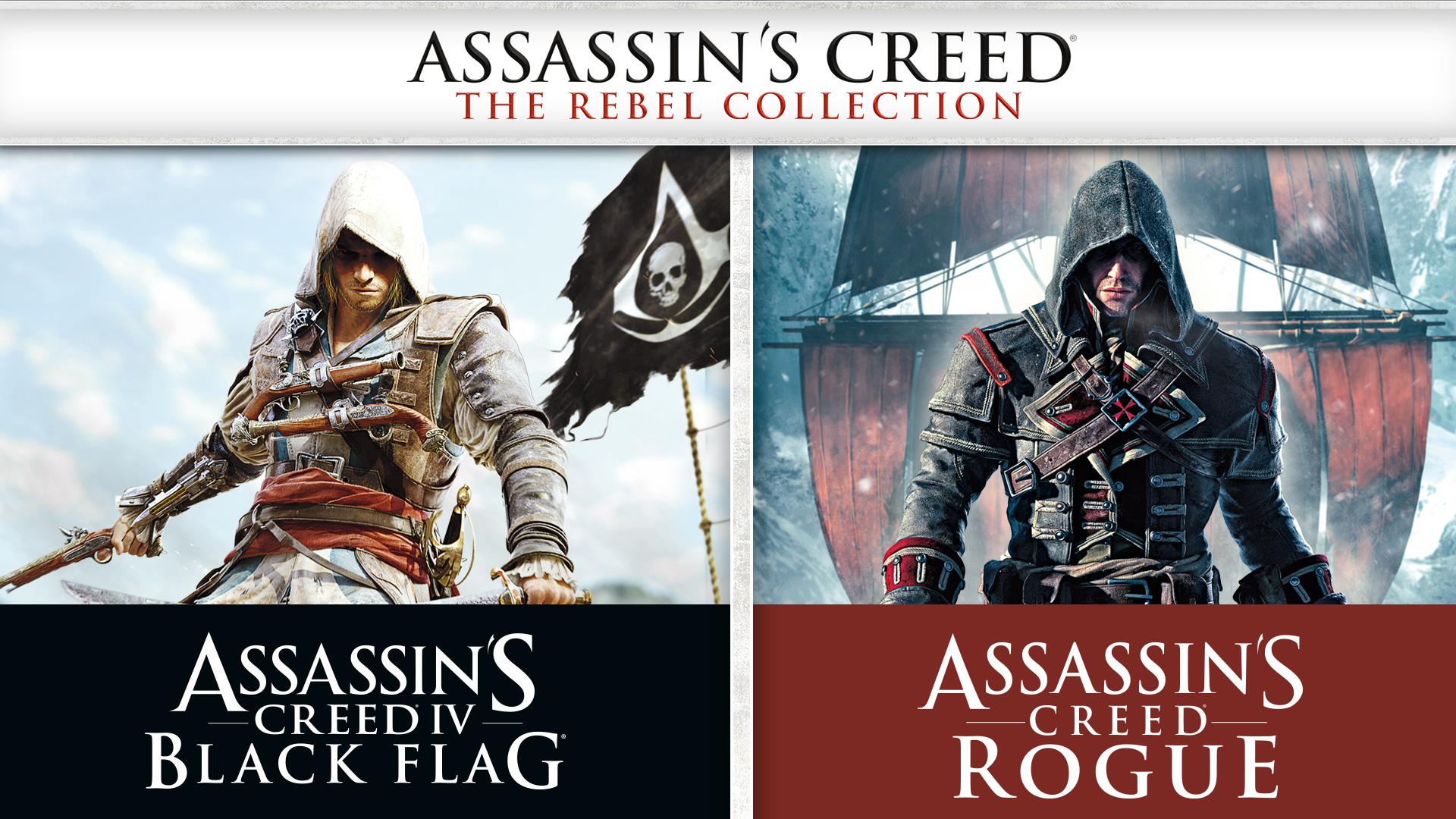 Suporte da Ubisoft diz que a versão norte-americana de Assassin's Creed: The Rebel Collection virá com os dois jogos dentro do cartucho